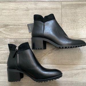 Zara Chunky Ankle Boots 🔥NWT 🔥Sz 37